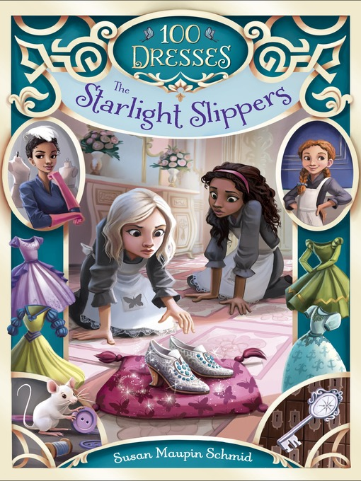 Title details for The Starlight Slippers by Susan Maupin Schmid - Available