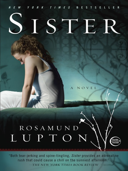 Title details for Sister by Rosamund Lupton - Available