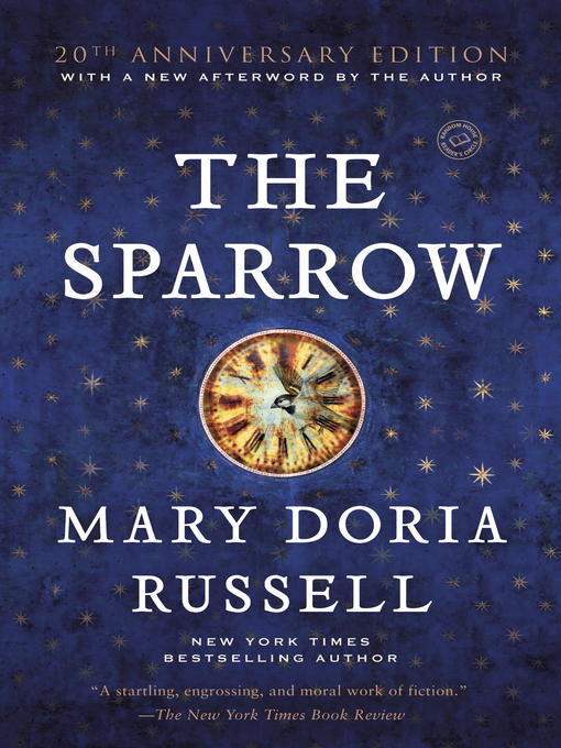 Title details for The Sparrow by Mary Doria Russell - Wait list