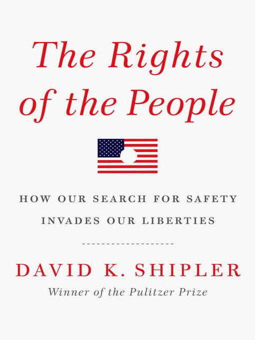 Title details for The Rights of the People by David K. Shipler - Wait list