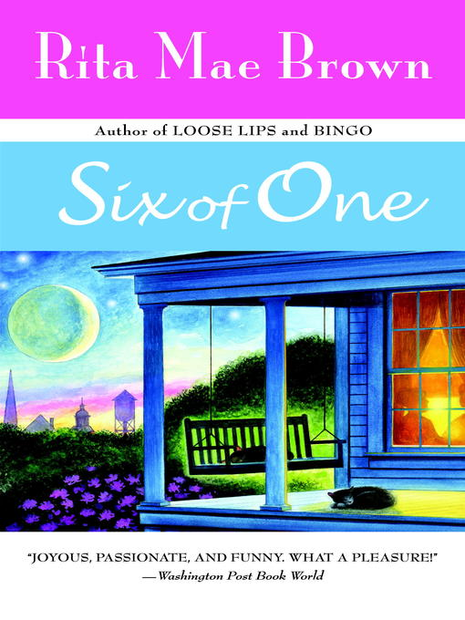 Title details for Six of One by Rita Mae Brown - Available