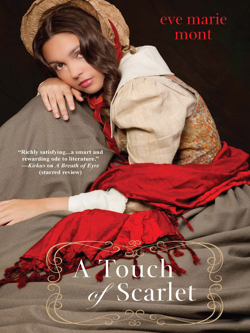 Title details for A Touch of Scarlet by Eve Marie Mont - Wait list