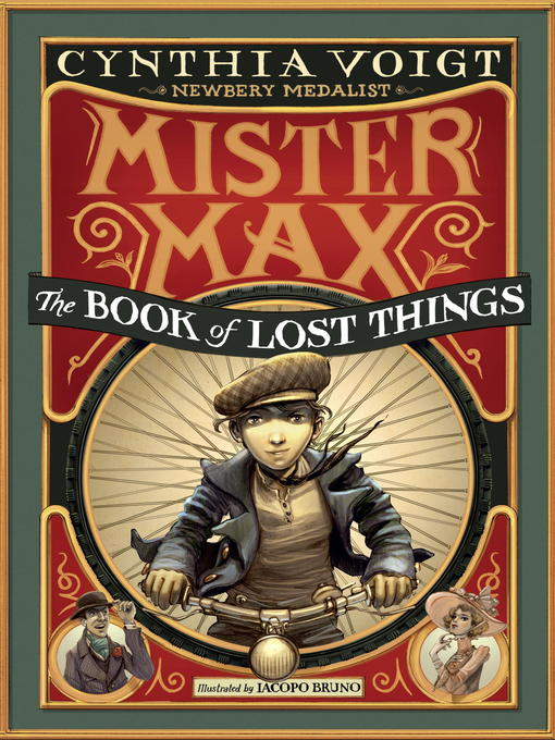 Title details for The Book of Lost Things by Cynthia Voigt - Wait list