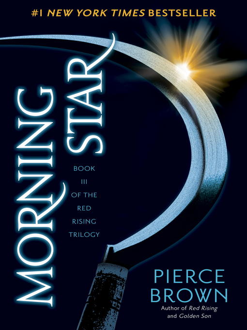Title details for Morning Star by Pierce Brown - Wait list