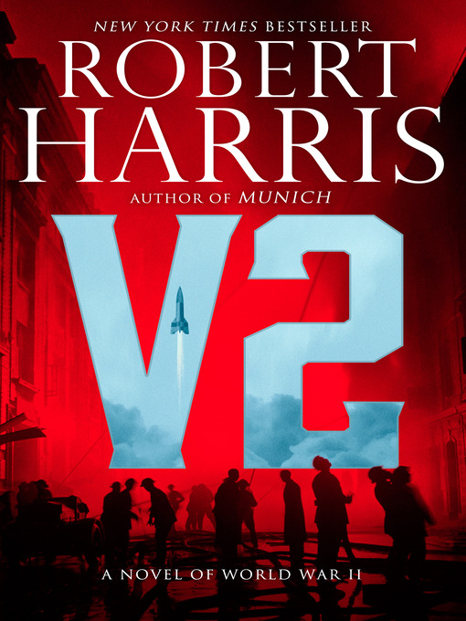 Title details for V2 by Robert Harris - Wait list