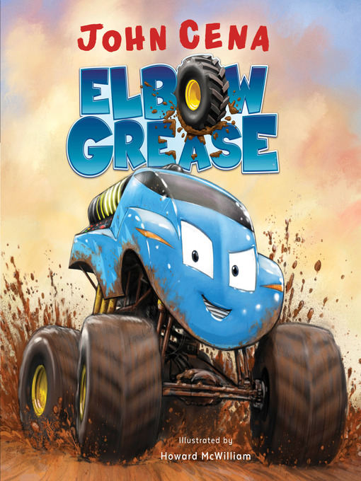 Title details for Elbow Grease by John Cena - Wait list