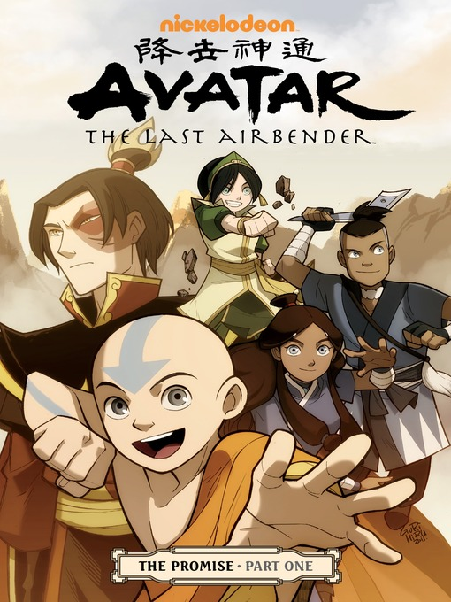 Title details for Avatar: The Last Airbender - The Promise, Part 1 by Gene Luen Yang - Wait list