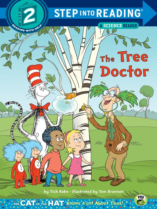 Title details for The Tree Doctor by Tish Rabe - Wait list