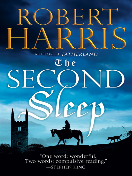 Title details for The Second Sleep by Robert Harris - Available
