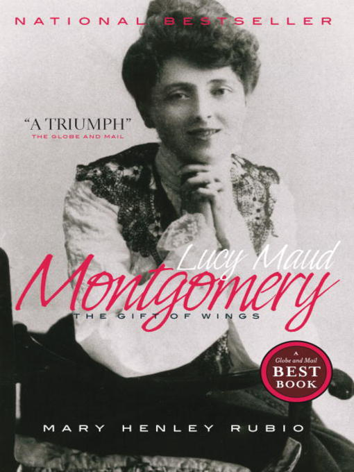 Title details for Lucy Maud Montgomery by Mary Henley Rubio - Wait list