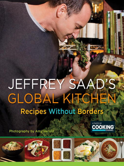 Title details for Jeffrey Saad's Global Kitchen by Jeffrey Saad - Available