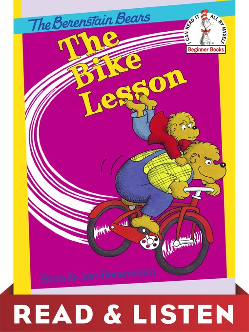 Title details for The Bike Lesson by Stan Berenstain - Available