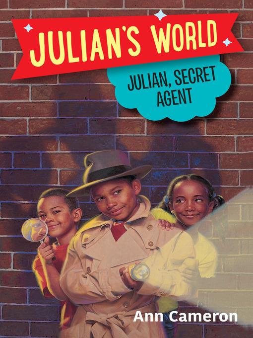 Julian Secret Agent Greenville County Library System