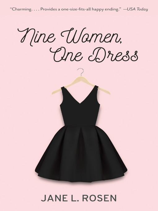 Cover of Nine Women, One Dress