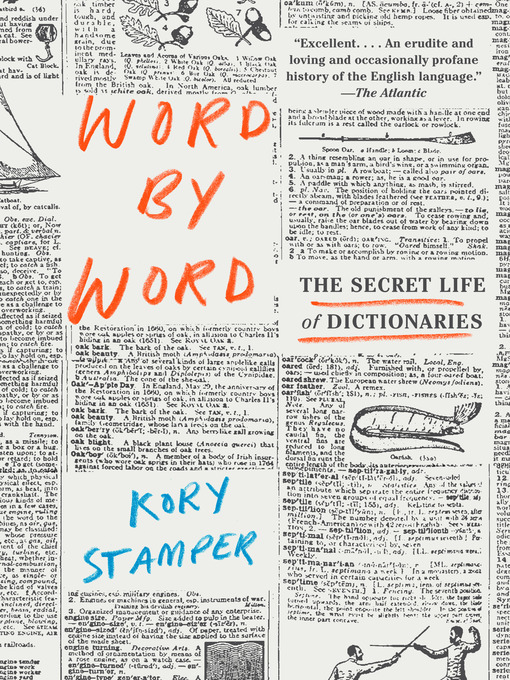 Title details for Word by Word by Kory Stamper - Wait list