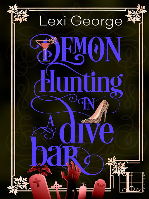 Cover of Demon Hunting in a Dive Bar