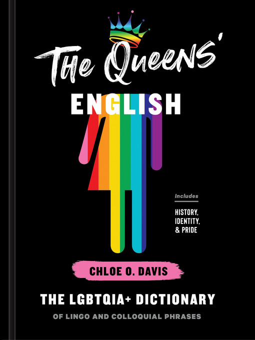 Title details for The Queens' English by Chloe O. Davis - Wait list
