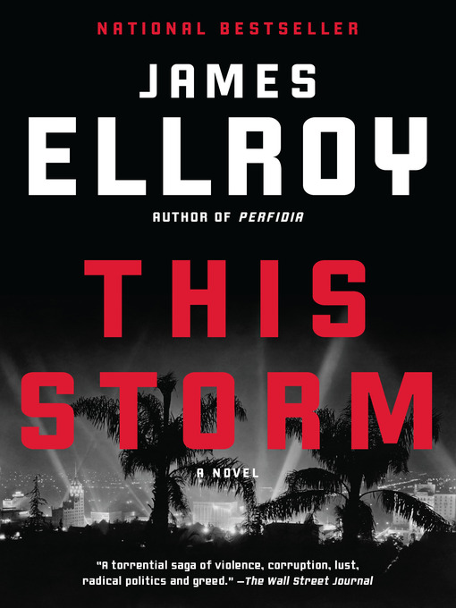 Title details for This Storm by James Ellroy - Available