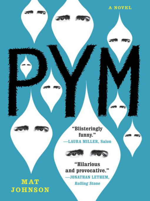 Title details for Pym by Mat Johnson - Available