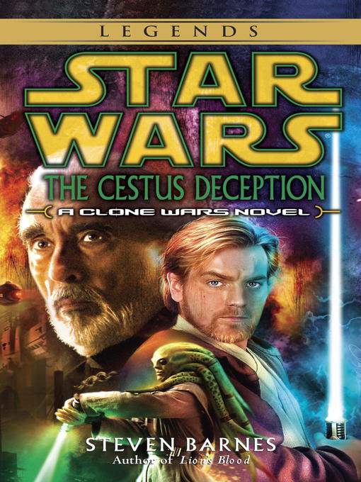 Title details for The Cestus Deception by Steven Barnes - Wait list