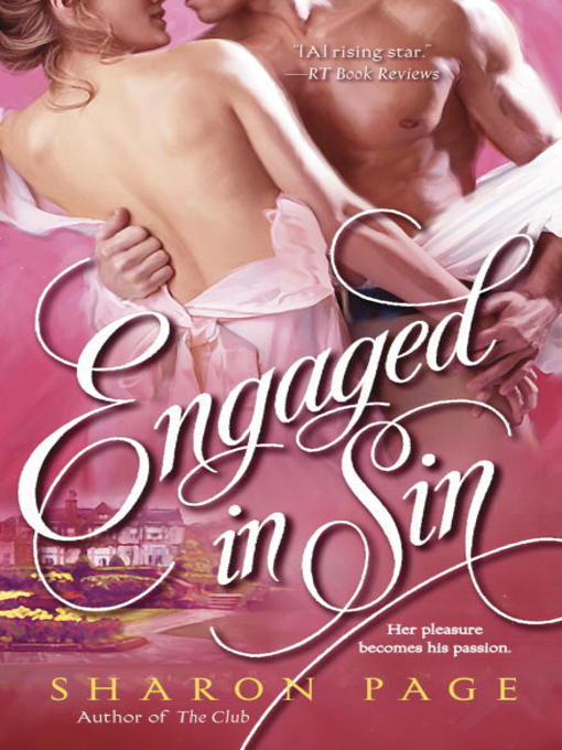 Title details for Engaged in Sin by Sharon Page - Available