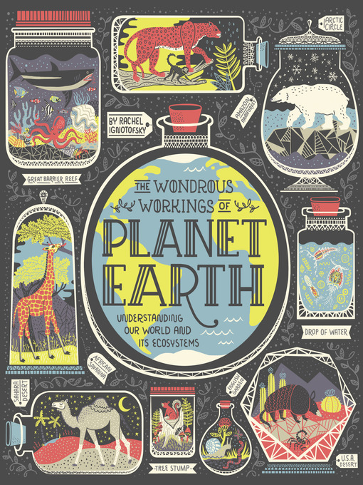 Title details for The Wondrous Workings of Planet Earth by Rachel Ignotofsky - Wait list