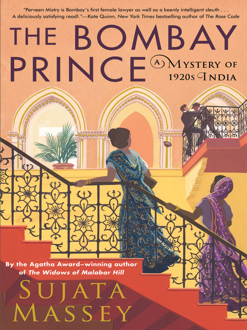 Title details for The Bombay Prince by Sujata Massey - Wait list