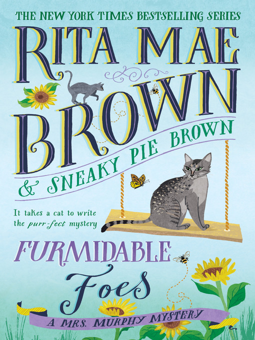 Title details for Furmidable Foes by Rita Mae Brown - Wait list