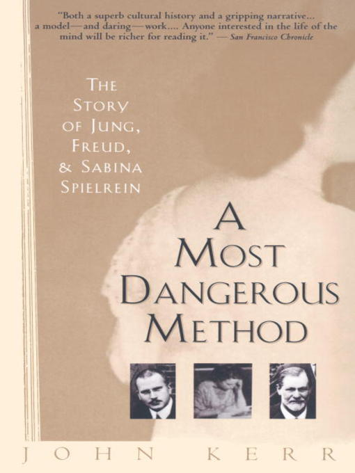 Cover of A Most Dangerous Method
