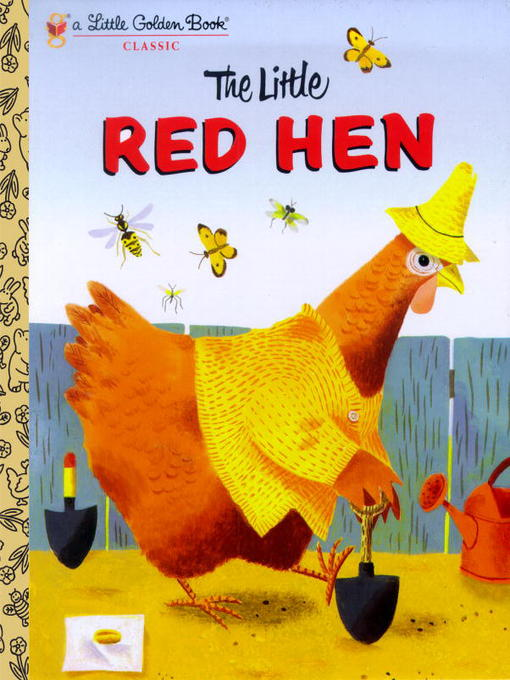 Title details for The Little Red Hen by J. P. Miller - Available