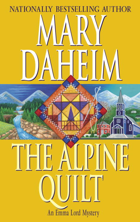 Title details for The Alpine Quilt by Mary Daheim - Available