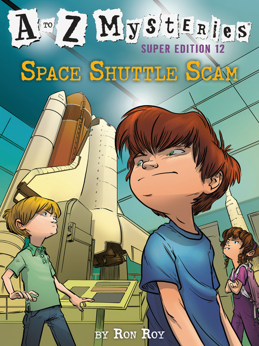 Title details for Space Shuttle Scam by Ron Roy - Available
