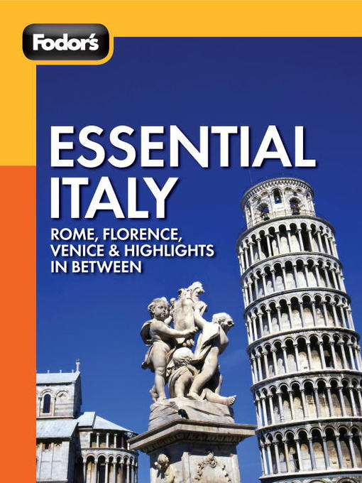 Title details for Fodor's Essential Italy by Fodor's - Wait list