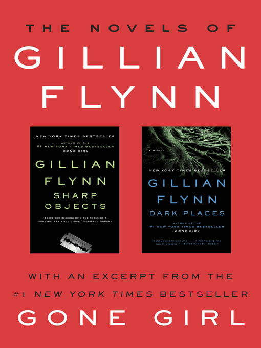 Title details for The Novels of Gillian Flynn by Gillian Flynn - Wait list