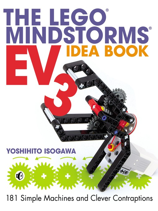 Title details for The LEGO MINDSTORMS EV3 Idea Book by Yoshihito Isogawa - Available
