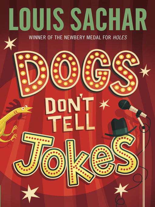 Title details for Dogs Don't Tell Jokes by Louis Sachar - Wait list
