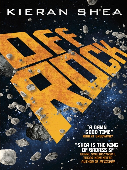 Title details for Off Rock by Kieran Shea - Available
