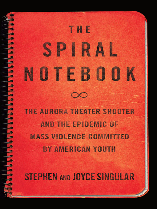 Cover image for The Spiral Notebook