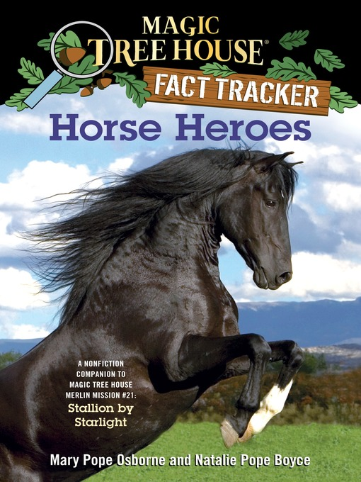 Cover of Horse Heroes
