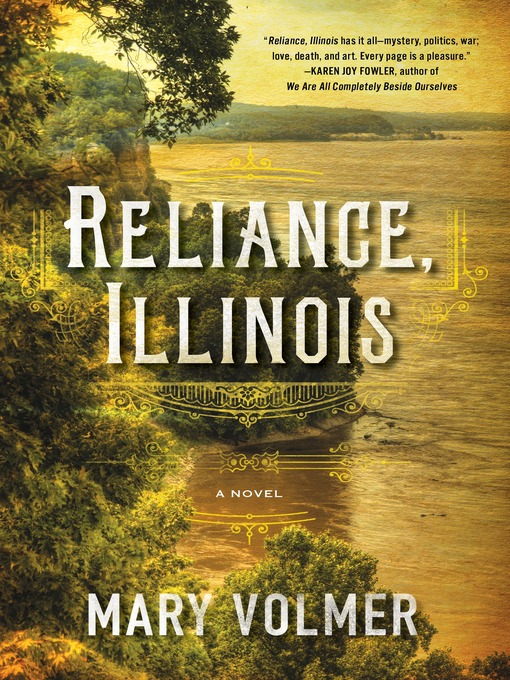 Title details for Reliance, Illinois by Mary Volmer - Available