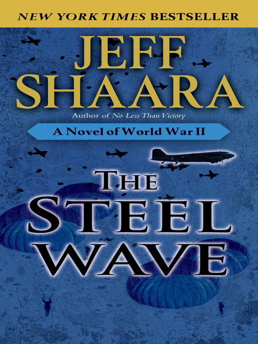 Cover image for The Steel Wave