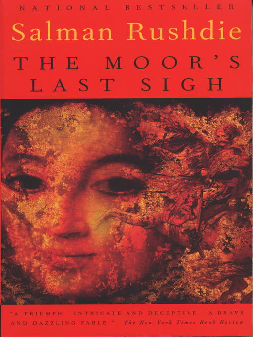 Cover of The Moor's Last Sigh