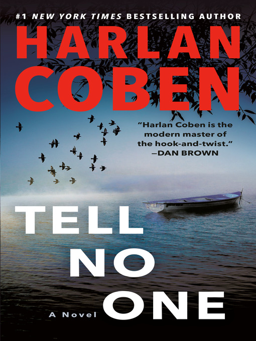 Title details for Tell No One by Harlan Coben - Wait list