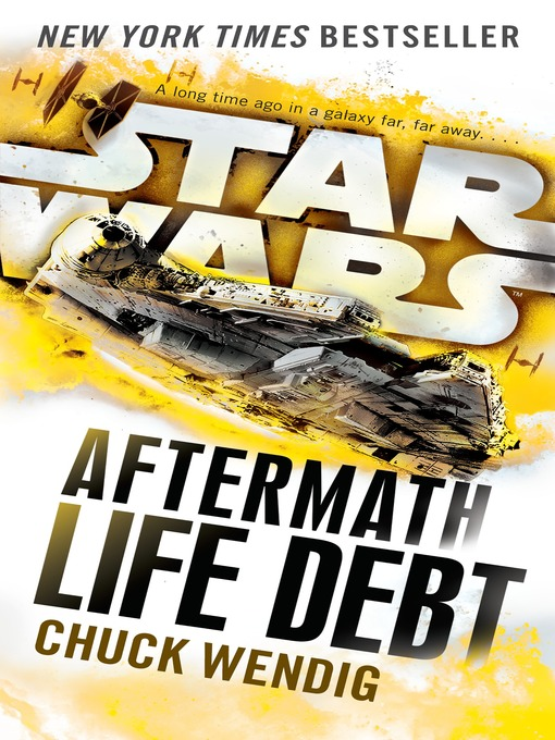 Title details for Life Debt by Chuck Wendig - Available