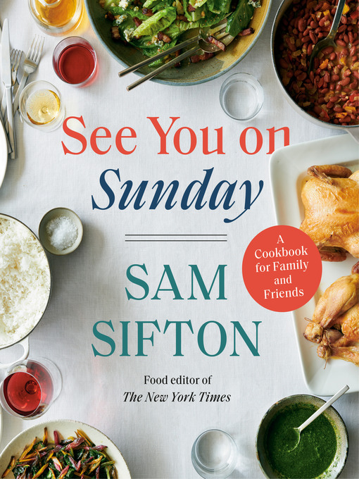 Title details for See You on Sunday by Sam Sifton - Available