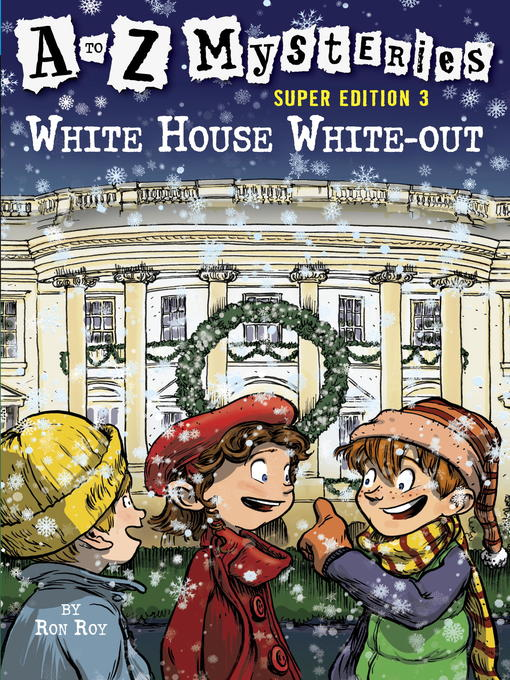 Title details for White House White-Out by Ron Roy - Available