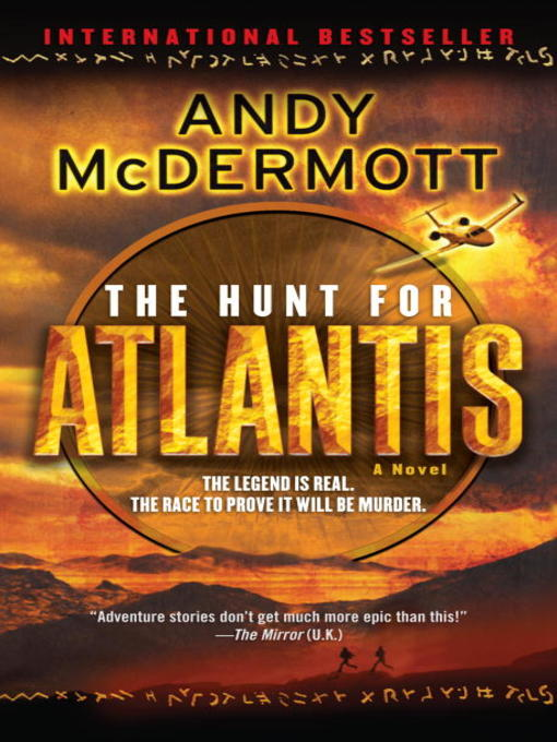 Title details for The Hunt for Atlantis by Andy McDermott - Available