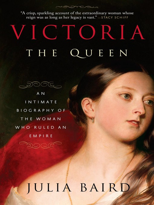 Title details for Victoria by Julia Baird - Wait list