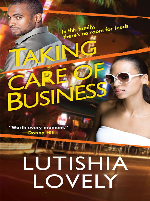 Title details for Taking Care of Business by Lutishia Lovely - Available