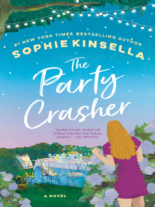 Title details for The Party Crasher by Sophie Kinsella - Wait list